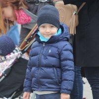 Маленький россиянин :: Дмитрий Солоненко