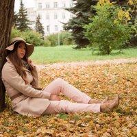 осень :: Марина Мякошина