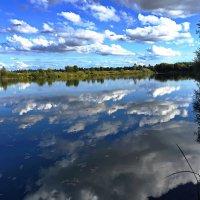Облака плывут ... :: Владимир Икомацких