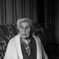 Бабушка :: Валерия Копорова