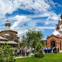 Свияжск. Иоанно-Предтеченский монастырь. :: Владимир Дороненко