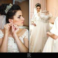 Ранок нареченої ... Воно ніжне, хвилююче і в ту ж мить трепетне ... :: Romanchuk Foto