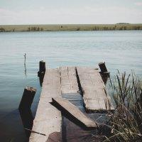 У озера :: Надежда Смирнова