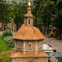 Макет Одигитриевской церкви :: Ruslan