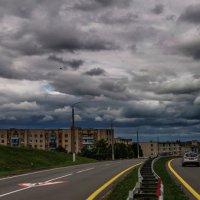 Панорама перед началом бури :: Анатолий Клепешнёв