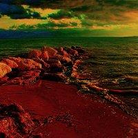 Цвета острова  Корфу :: олег свирский