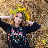 Девушка :: Любовь Борисова