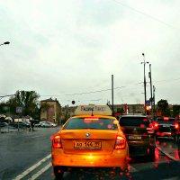 Жёлтое Такси :: Михаил Столяров