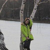 Начало весны :: Дмитрий Никитин