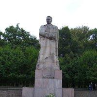 Памятник   Ивану   Франко   в   Львове :: Андрей  Васильевич Коляскин