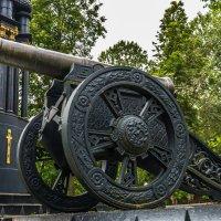 Наполеоновское орудие :: Ruslan