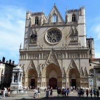 Собор Иоанна Крестителя.Франция.Лион. :: Лара ***