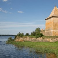 Крепость Орешек... :: Sergey Apinis