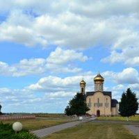 Церковь в Обухово :: Ольга
