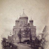 Троицкий собор / Дивеево :: Андрей Головкин