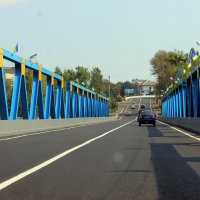 По новому мосту. :: Валентина ツ ღ✿ღ