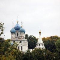 Купола  храма . :: Виталий Селиванов