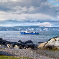 Труженик Байкала :: Виктор Заморков