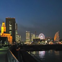 Вечерняя Йокогама :: Андрей K.