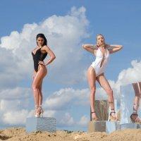 Жаркие пески и зеркала :: Мария Беспалова