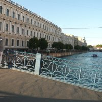 Синий мост :: Galina Belugina