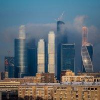 В дымке смога :: Алексей Федотов