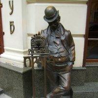 Львовская   скульптура :: Андрей  Васильевич Коляскин