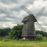 Ветряная мельница. :: Zoya P.