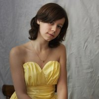 Жёлтое платье :: Наталья S