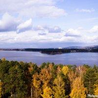 Вид озера. :: Вадим Басов