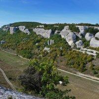 в горном Крыму :: Андрей Козлов