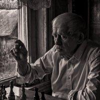 Шахматы - это гимнастика для мозгов. :: Андрей