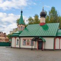 Храм Анастасии Узорешительницы в Теплом стане :: Ирина Шарапова