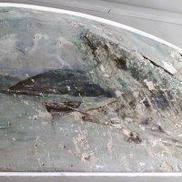 Старинная фреска найдена при ремонте дома, построенного в Одессе в 1835 году. :: Владимир