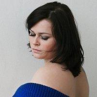 В синем. :: Наталья S