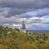 Осень на Николо-Галейской улице :: Сергей Цветков