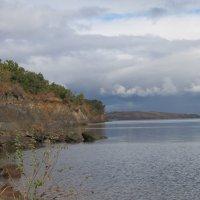 пейзаж,созданный ГЭС :: tgtyjdrf