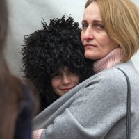 Защищая детеныша... :: Елена Жукова