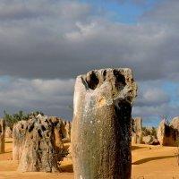Австралия. Необыкновенная пустыня Пиннаклс (Pinnacles Desert) :: Tatiana Belyatskaya