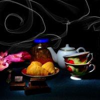К чаю :: Наталия Лыкова