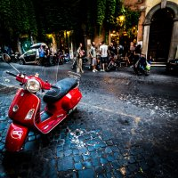 Рим, по дороге на via Merulana :: Олег Семенов