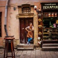 Итальянская пекарняю :: Евгений Мокин