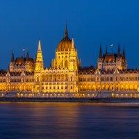 Будапешт - Парламент :: Cтанислав Сас