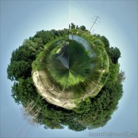 Моя планета... :: isanit Sergey Breus