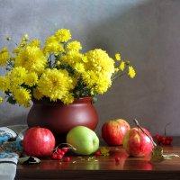 С яблоками :: SaGa