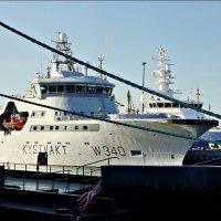 Кystvakt - по-норвежски морская береговая охрана :: Кай-8 (Ярослав) Забелин