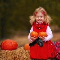 Осенняя пора.... :: Кристина Беляева