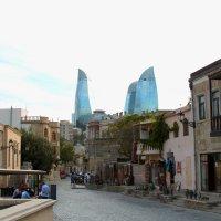 Старый город. г. Баку :: Алла ZALLA