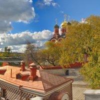 Московская осень :: Алексей Михалев