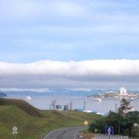 Небо море и земля.. :: Никита Козырев